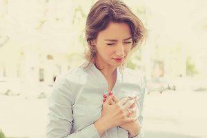 Kadınlarda kalp krizi