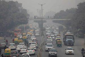 Trafik hava kirliliği kalp krizini