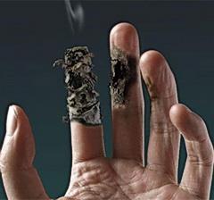 Buerger hastalığı ile sigaranın ilişkisini çok iyi açıklıyor.
